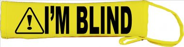 Caution: I'm Blind  Lead Cover / Slip