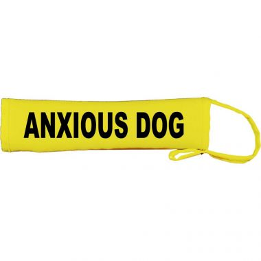 Anxious Dog Lead Cover / Slip